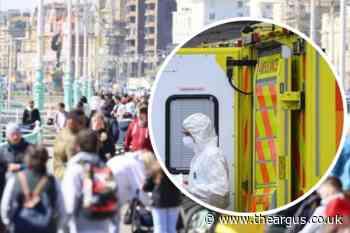 Coronavirus cases continue to fall in Brighton and Hove