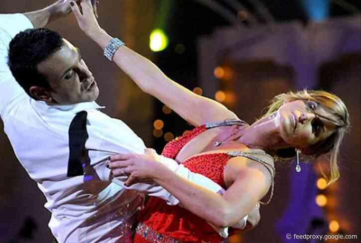 Dancing with the Stars: Grant Denyer, Kylie Gillies return.