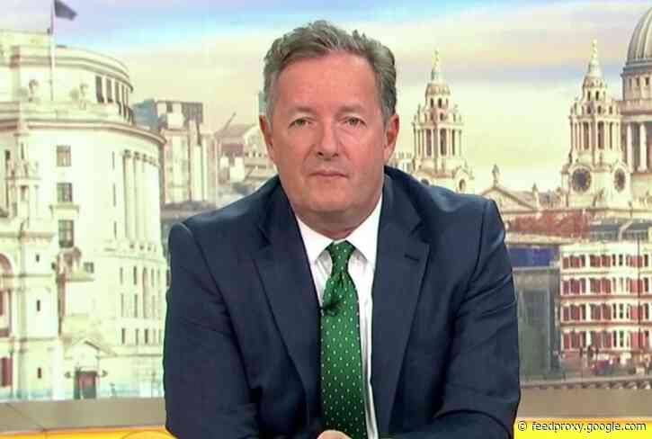 New Piers Morgan show to screen on SKY News