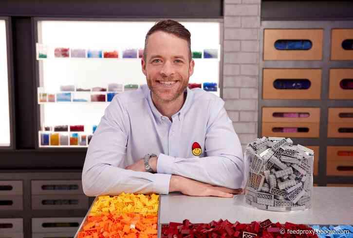 Celebrities set for very Lego Christmas
