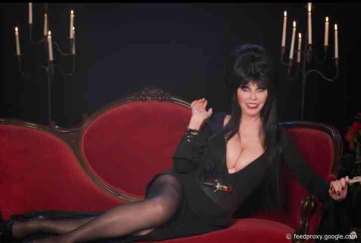 Airdate: Elvira's 40th Anniversary, Very Scary, Very Special Special.