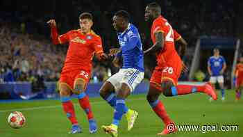'It was almost a dream come true' – Leicester City's Daka gutted after Napoli goal disallowed by VAR