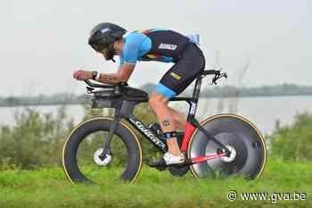 Adam Lambrechts is wereldkampioen aquabike (Nijlen) - Gazet van Antwerpen