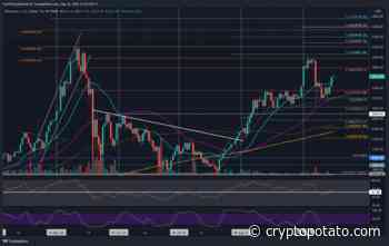 Ethereum Price Analysis: ETH Reclaims 20-Day MA Following a 3-Day Surge of 18% - CryptoPotato
