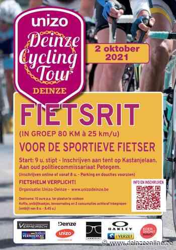 Deinze Cycling Tour 2021 - DeinzeOnline