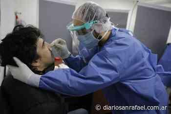 COVID- 19 en San Rafael: Se detectaron 8 nuevos casos - La información justa - Diario San Rafael