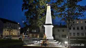Obelisk in Spremberg: Die Stadt Spremberg schlägt eine symbolische Brücke nach Frankreich - Lausitzer Rundschau