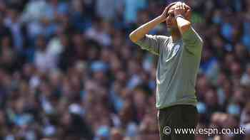 City fans snap at Guardiola: Stick to coaching