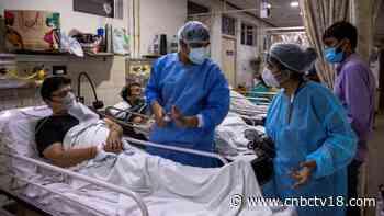 Coronavirus news LIVE updates: Daily vaccination crosses 1-crore mark - CNBCTV18