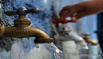ANDA asegura deficiencia de agua en Gran San Salvador es consecuencia de lluvias - Diario El Mundo