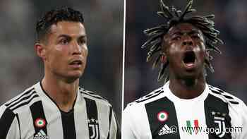 'I don't feel any pressure replacing Ronaldo' - Kean confident he can fill Juventus boots of all-time great