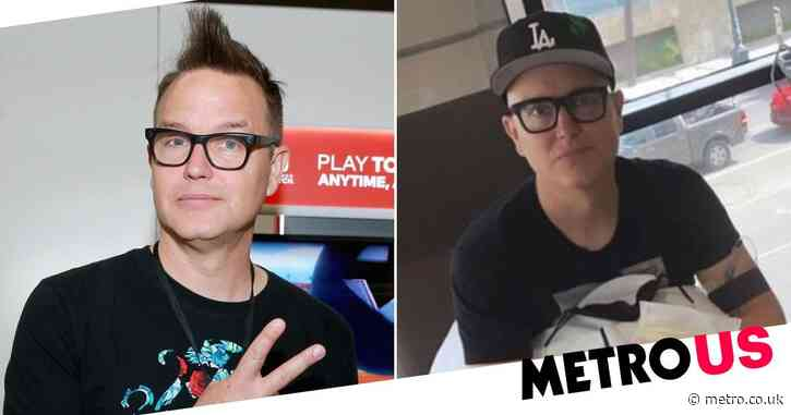 Mark Hoppus 'grateful' as he finishes fifth round of chemotherapy after cancer diagnosis