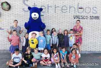 Warme William is graag geziene gast in Unescoschool
