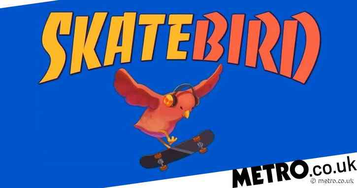 SkateBIRD review – Tony Hawk with cheep gimmicks