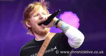 Ed Sheeran coming to Stadium of Light in Sunderland for two gigs
