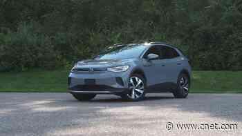 2022 Volkswagen ID 4 Pro S: Inner beauty     - Roadshow