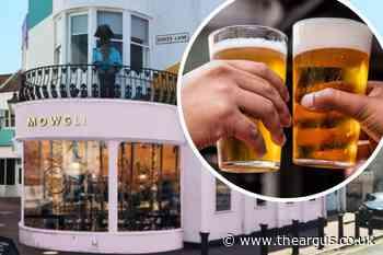 Mowgli Street Food on Dukes Lane in Brighton to sell alcohol