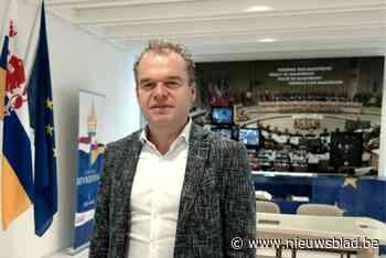 Vragen over rol van Mark Vos als coördinator voor Europese subsidieaanvragen - Het Nieuwsblad