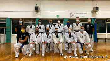 Allenamento a sorpresa per l'Olimpic TKD Legnano, con il Maestro Monti intervenuto a sorpresa per Valerio Spinosa - SportLegnano.it - SportLegnano.it