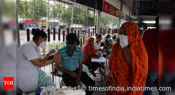 Daily Covid-19 vaccination crosses 1-crore mark for fourth time