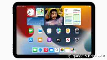 iPad mini 2021 Suggested to Have Underpowered A15 Bionic Chip Compared to iPhone 13, No mmWave 5G Support