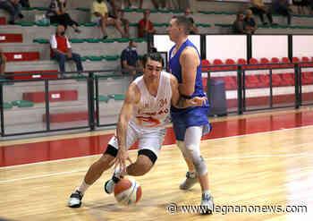 Legnano Basket poco brillante nell'amichevole contro Olginate (76-86) - LegnanoNews.it