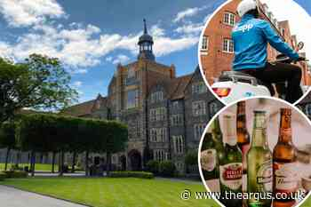 Zapp to work with Brighton College to prevent alcohol orders