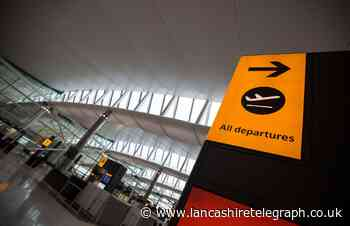 UK travel changes announcement expected today. Green, amber lists could merge in update