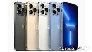 iPhone 13 mini, iPhone 13, iPhone 13 Pro, iPhone 13 Pro Max Price in India, US, UK, China, Canada, Dubai, Singapore