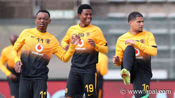 Dolly explains what Kaizer Chiefs are doing to improve sharpness