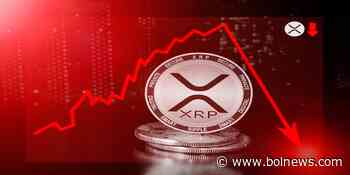Ripple price prediction: XRP price totters on a constant barrier for too long - BOL News