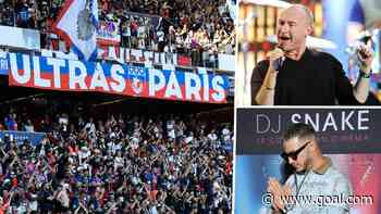 Phil Collins' 'Who Said I Would' returned as PSG's entrance music after DJ Snake controversy