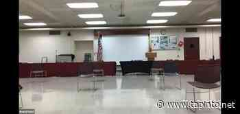 Attendees Refuse to Wear Masks, Newton Board of Education Meeting Cut Short - TAPinto.net