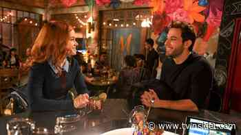 'Zoey's Extraordinary Christmas': See Skylar Astin & Jane Levy Reunite on Set (PHOTO) - TV Insider