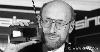 Home computing icon Sir Clive Sinclair, the man behind the ZX Spectrum, has died     - CNET