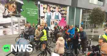 Critical Mass Bike Ride in Puurs en Bornem om aandacht te vragen voor zwakke weggebruiker - VRT NWS