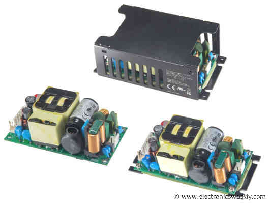 260W mains PSU for IT equipment can run at 170W with no fans