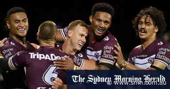 DCE, Trbojevic inspire Sea Eagles to end a troubled Roosters' season