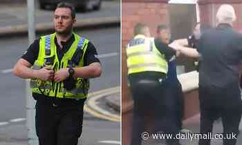 Police officer who punched drinker Tasered pregnant woman who later suffered miscarriage