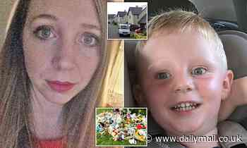 Toddler allegedly murdered by mother was found after having been submerged in water, inquest hears