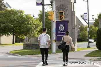 Western University students set to walk out of class to protest 'culture of misogyny'