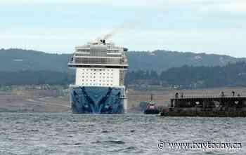 Alaska cruise ship bill would have 'devastating' economic impact: B.C. port official