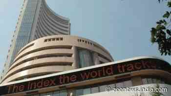 Sensex, Nifty pull back from record highs on profit-booking, log weekly gains