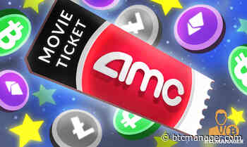 AMC Theatres Could Accept Ether (ETH), Litecoin (LTC), Bitcoin Cash (BCH) for Tickets by End of 2021 | BTCMANAGER - BTCMANAGER