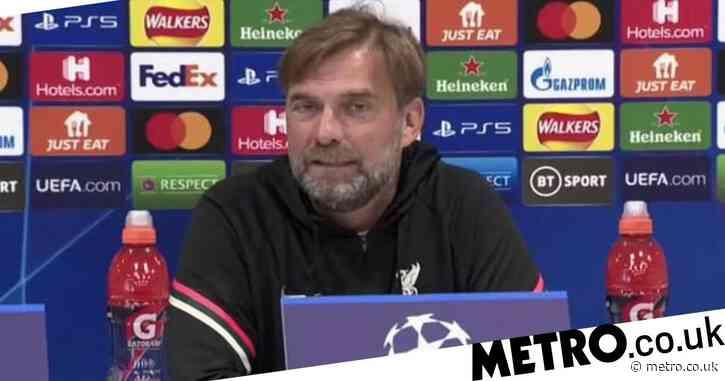 Jurgen Klopp rates Patrick Vieira's start to life as Crystal Palace manager