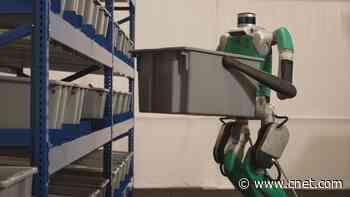 Meet Digit, the humanoid robot from Agility Robotics video     - CNET