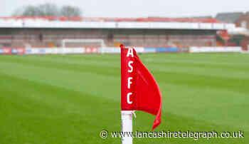 Accrington Stanley midfielder Dan Martin joins South Shields on loan