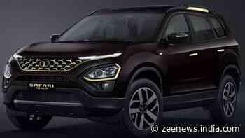 Tata Motors launches Safari Gold Edition: Check price, features, specs