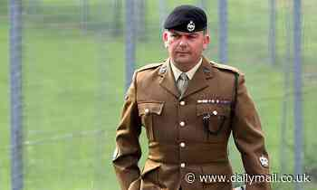 British Army officer loses rank after sexually assaulting female soldier