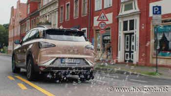 Jung von Matt/Spree: Warum der Hyundai Nexo Seifenblasen und Pflanzensamen ausspuckt - Horizont.net